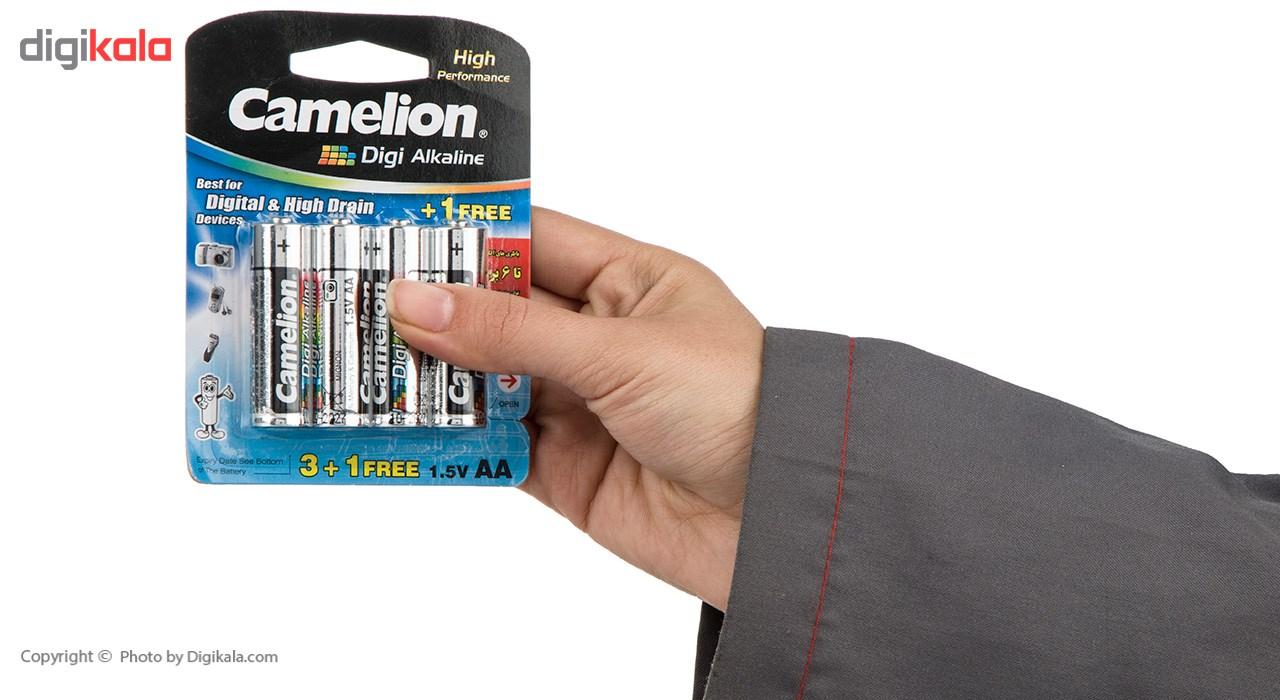 باتری قلمی کملیون مدل Digi Alkaline بسته 4 عددی main 1 2