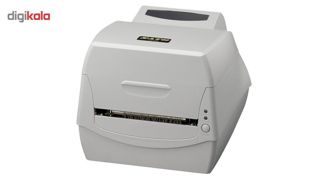 خرید اینترنتی با تخفیف ویژه پرینتر لیبل زن ساتو مدل Sa-408