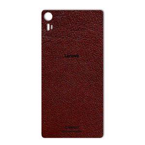 برچسب پوششی ماهوت مدلNatural Leather مناسب برای گوشی  Lenovo VIBE Shot