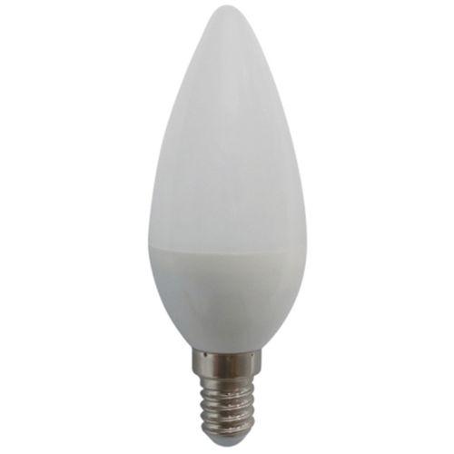 لامپ ال ای دی 7 وات میکروفایر مدل شمعی مات پایه E14