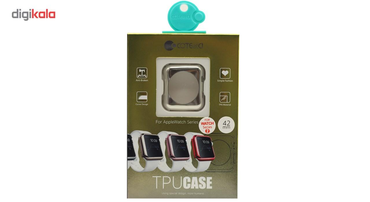 کاور اپل واچ کوتچی مدل Tpu Caseمناسب برای اپل واچ 42mm main 1 17