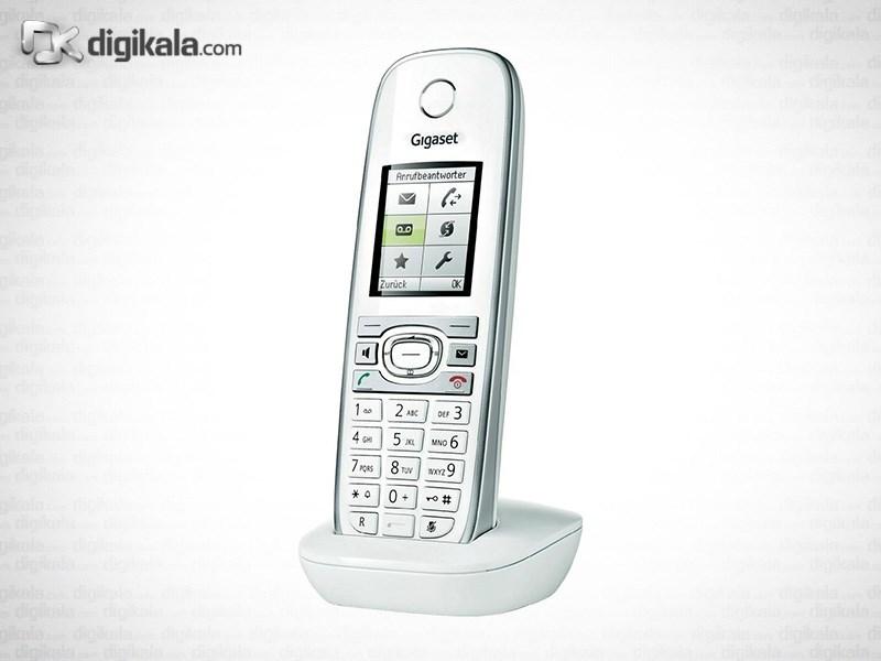 قیمت                      گوشی اضافه بی سیم گیگاست C610H