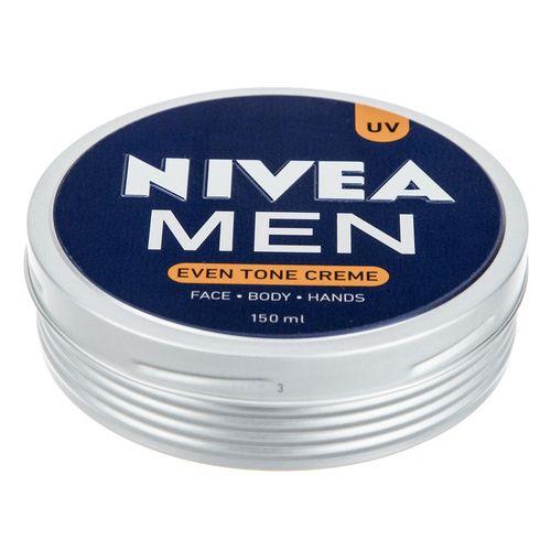 کرم مرطوب کننده نیوآ سری Men مدل Even Tone حجم 150 میلی لیتر