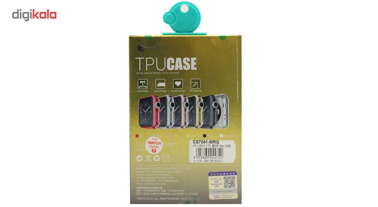 کاور اپل واچ کوتچی مدل Tpu Caseمناسب برای اپل واچ 42mm main 1 19