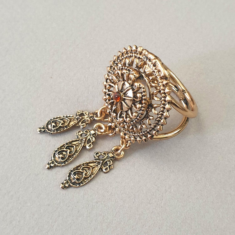 حلقه روسری زنانه کد SF57