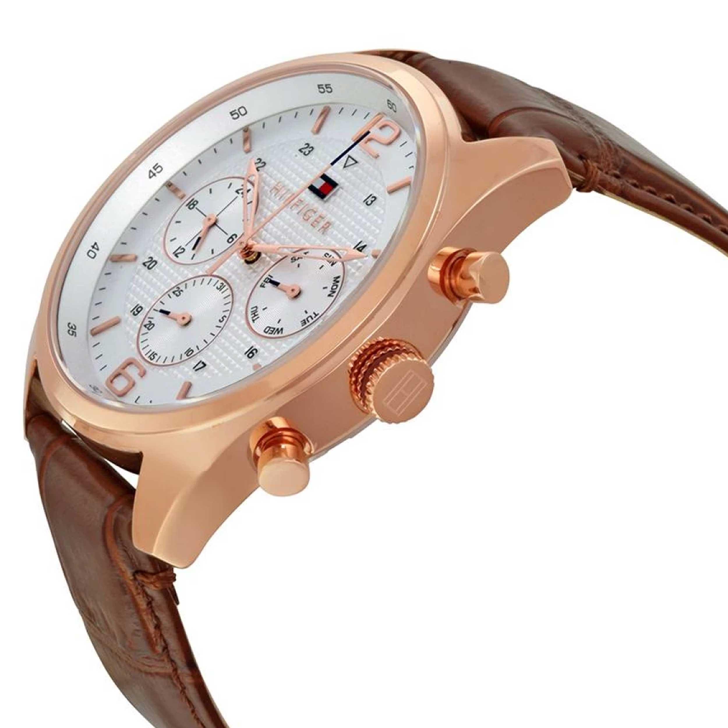 ساعت مچی عقربهای مردانه تامی هیلفیگر مدل 1791183