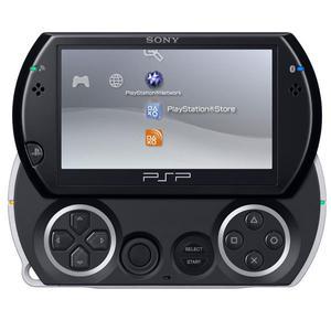 کنسول بازی قابل حمل سونی مدل PSP GO