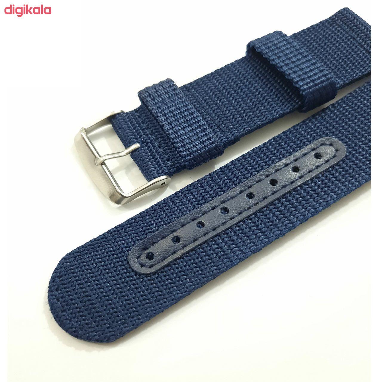 بند مدل vivo 22 مناسب برای ساعت هوشمند سامسونگ Gear S4 SM-R810 46mm main 1 7