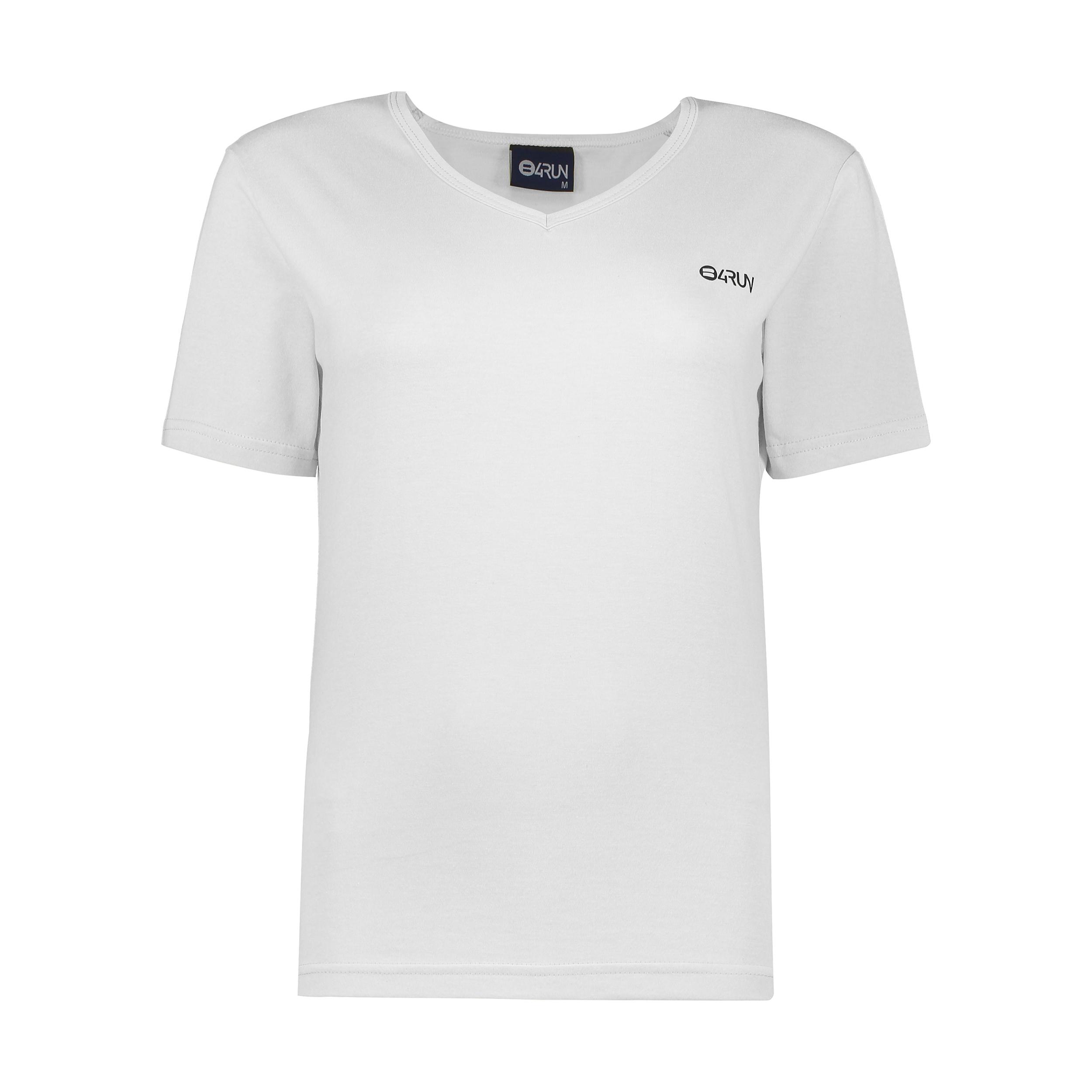تی شرت ورزشی زنانه بی فور ران مدل 210323-01