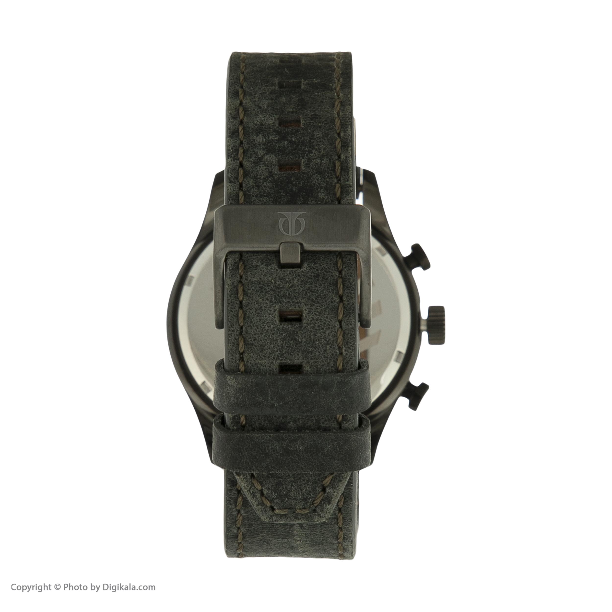 ساعت مچی عقربه ای مردانه تیتان مدل T90052QL02 -  - 3