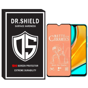 محافظ صفحه نمایش سرامیکی مات دکتر شیلد مدل MCRD-03 مناسب برای گوشی موبایل نوکیا 3.2/2.3