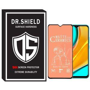 محافظ صفحه نمایش سرامیکی مات دکتر شیلد مدل MCRD-03 مناسب برای گوشی موبایل  نوکیا 7.2