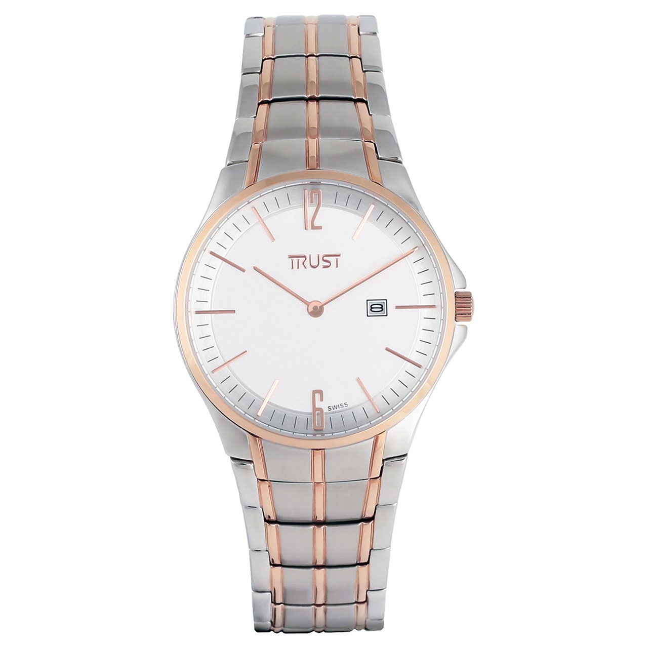ساعت مچی عقربه ای زنانه تراست مدل L465JOK
