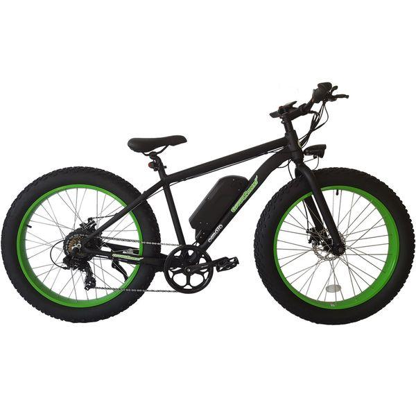 دوچرخه برقی گرین پاور مدل EB-28A-G سایز 26