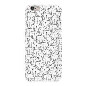 کاور سخت مدل Kitty مناسب برای گوشی موبایل آیفون6plus  و 6s plus