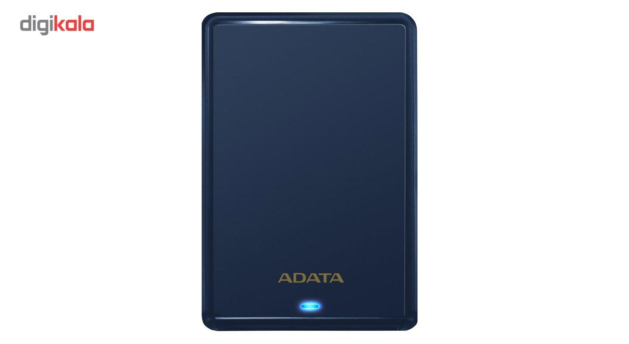 هارددیسک اکسترنال ADATA مدل HV620S ظرفیت 2 ترابایت