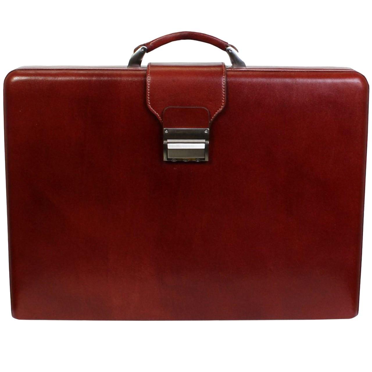 کیف اداری چرم طبیعی چرم ناب  کد150