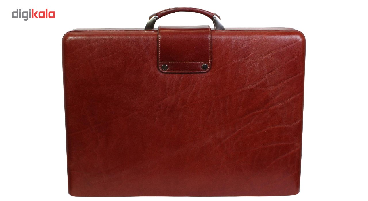 CHARMNAB natural leather office bag, code 150