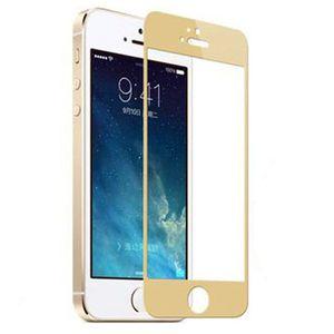 محافظ صفحه نمایش طلایی برای آیفون 5/5S