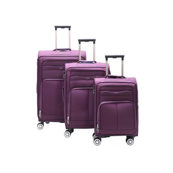 مجموعه سه عددی چمدان تایلو مدل 101-0241