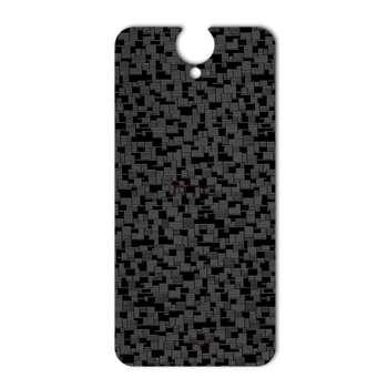 برچسب تزئینی ماهوت مدل Silicon Texture مناسب برای گوشی  HTC One E9