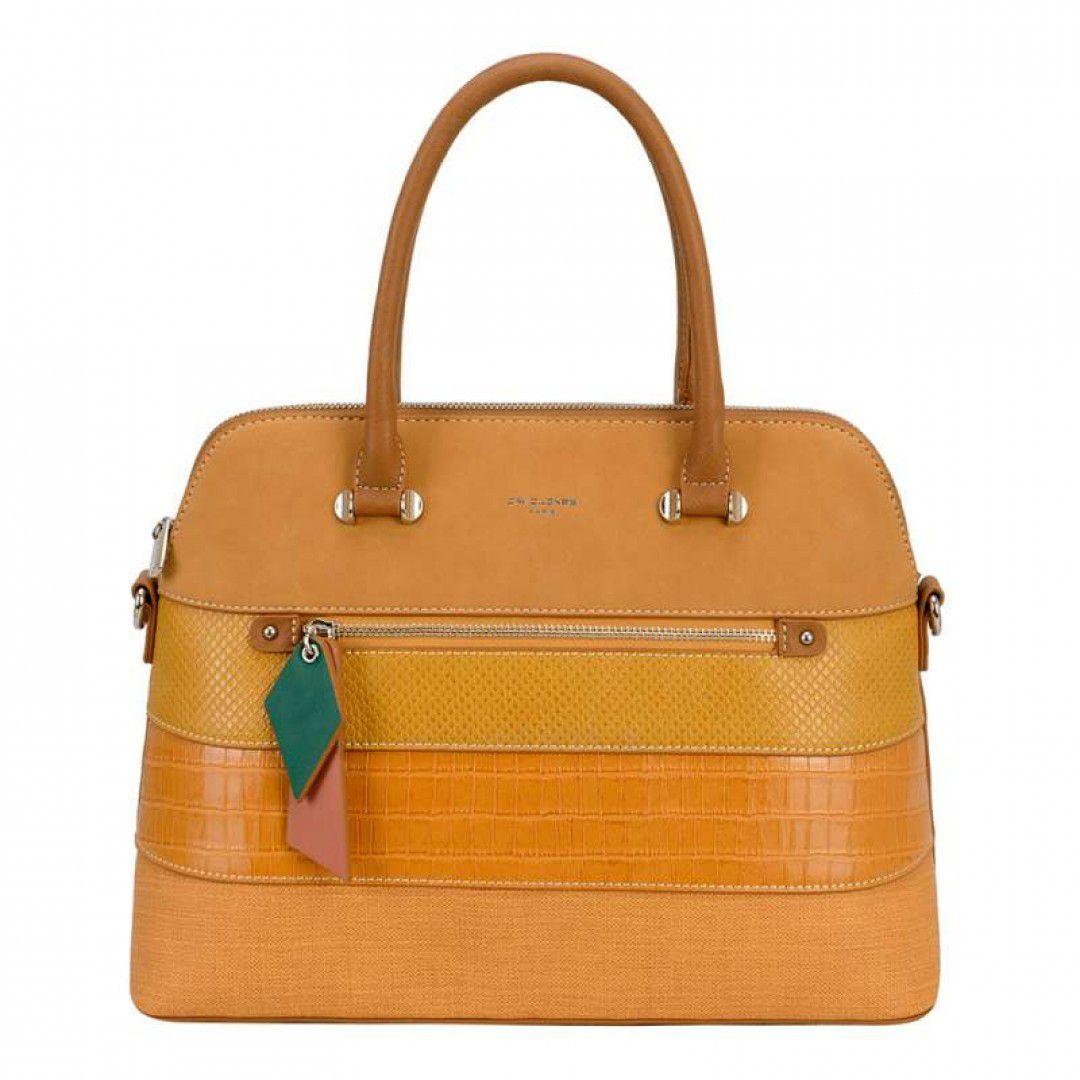 کیف دستی زنانه دیوید جونز کد 6241-1 -  - 7