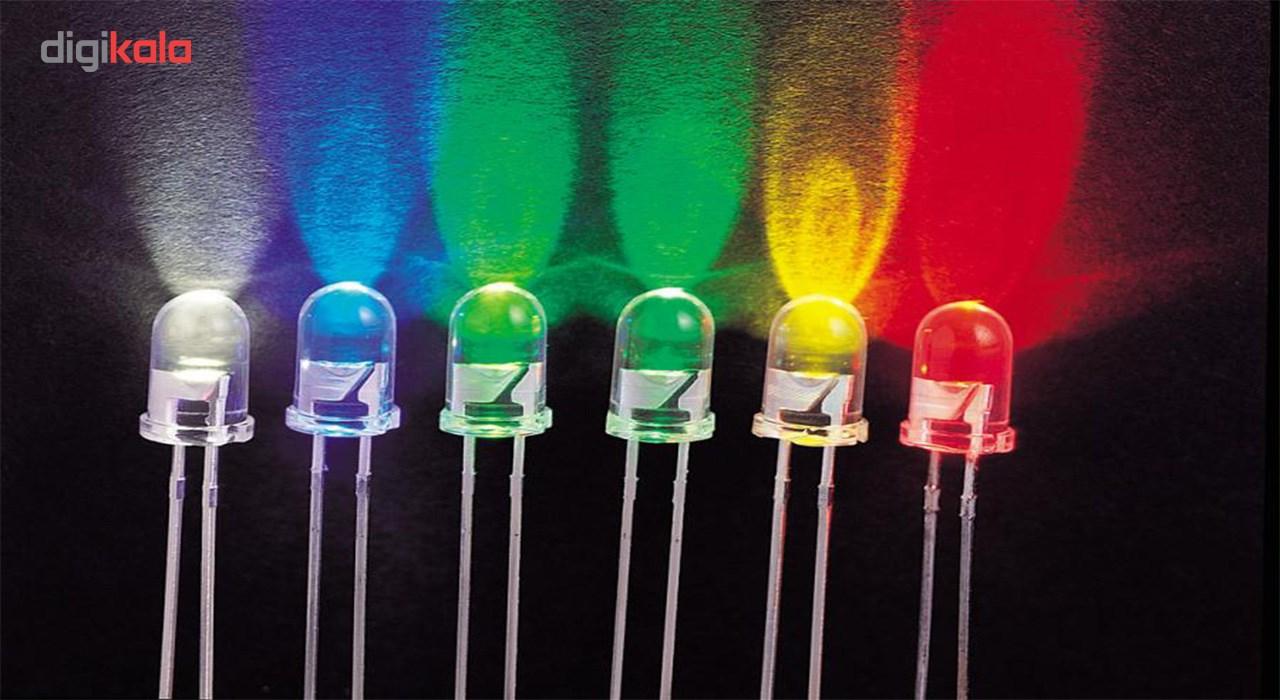 لامپ ال ای دی 5MM  بسته 10 عددی main 1 3