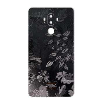 برچسب تزئینی ماهوت مدل Wild-flower Texture مناسب برای گوشی  Huawei Mate 9