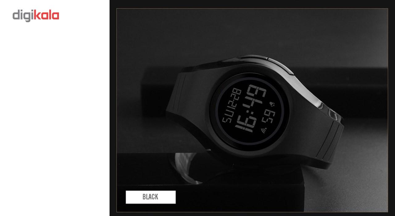 خرید ساعت مچی دیجیتالی اسکمی مدل 1269