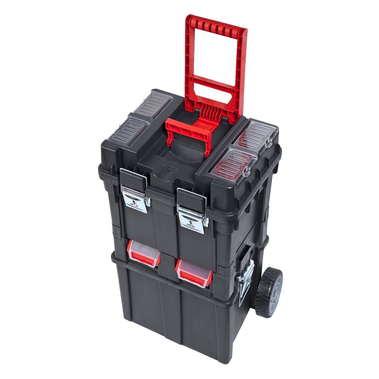 جعبه ابزار پاترول گروپ مدل HD Compact WheelBox