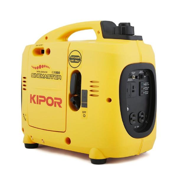 موتور برق کیپور مدل IG1000 ظرفیت 1kVA