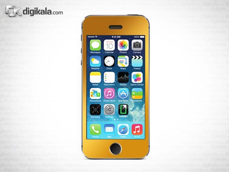 محافظ صفحه نمایش طلایی برای آیفون 5/5S main 1 4