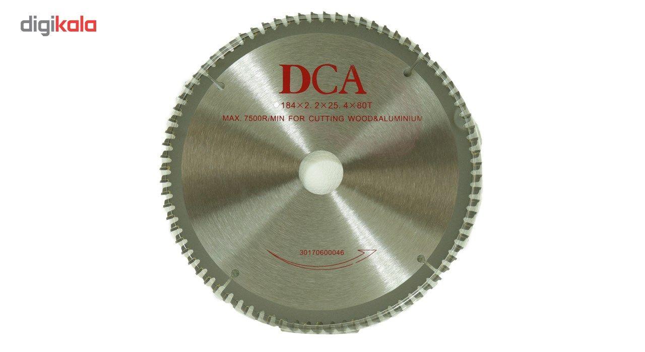 اره دیسکی دی سی ای مدل AMY03-185 main 1 6