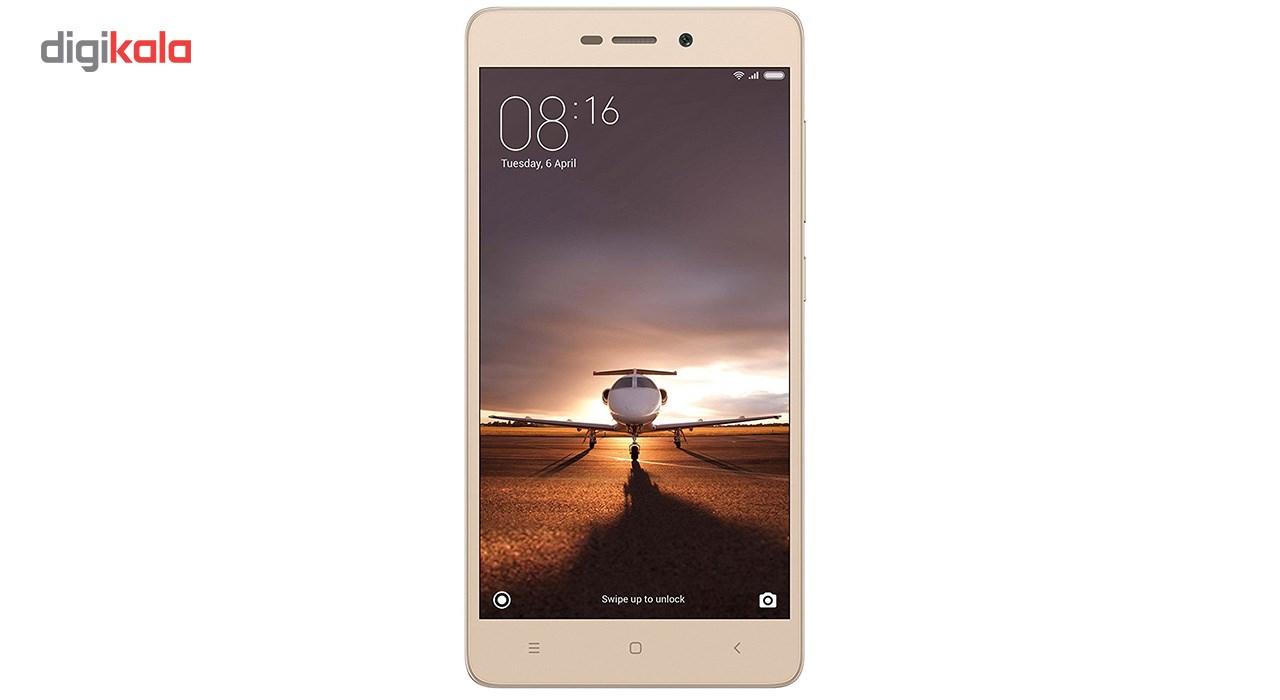 گوشی موبایل شیائومی مدل Redmi 3S 2016031 دو سیم کارت ظرفیت 32 گیگابایت