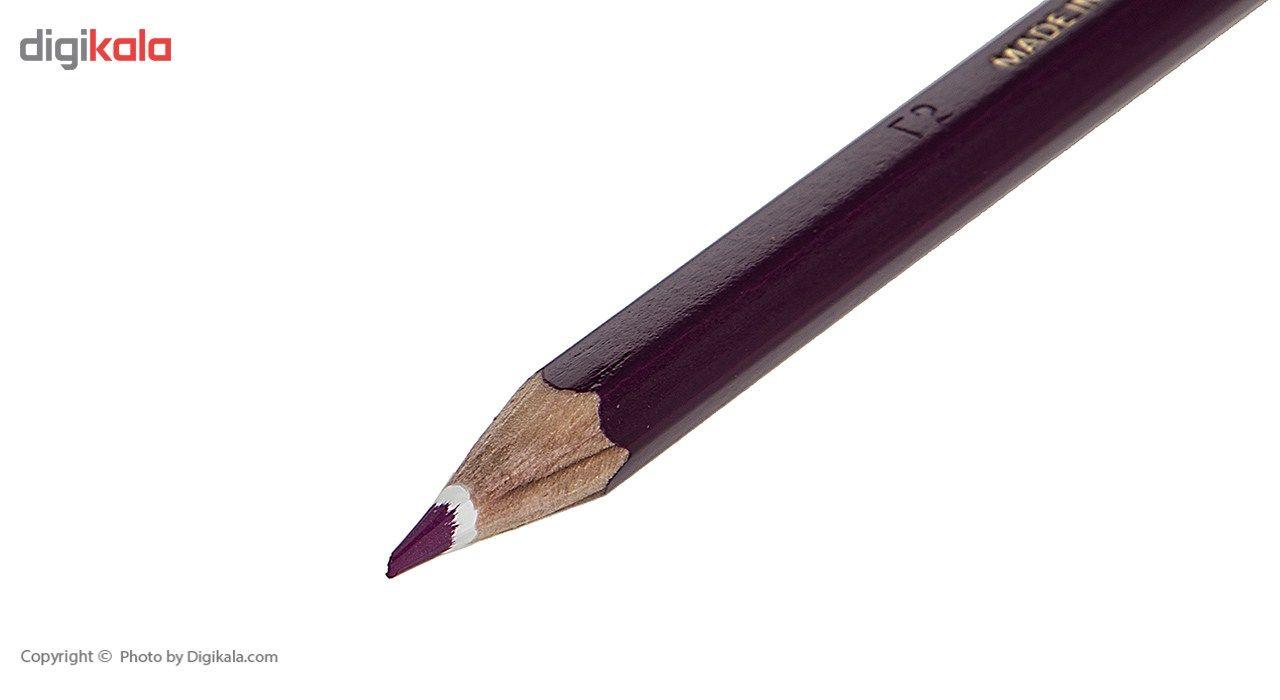 مداد رنگی 24 رنگ استدلر مدل Noris Club main 1 7