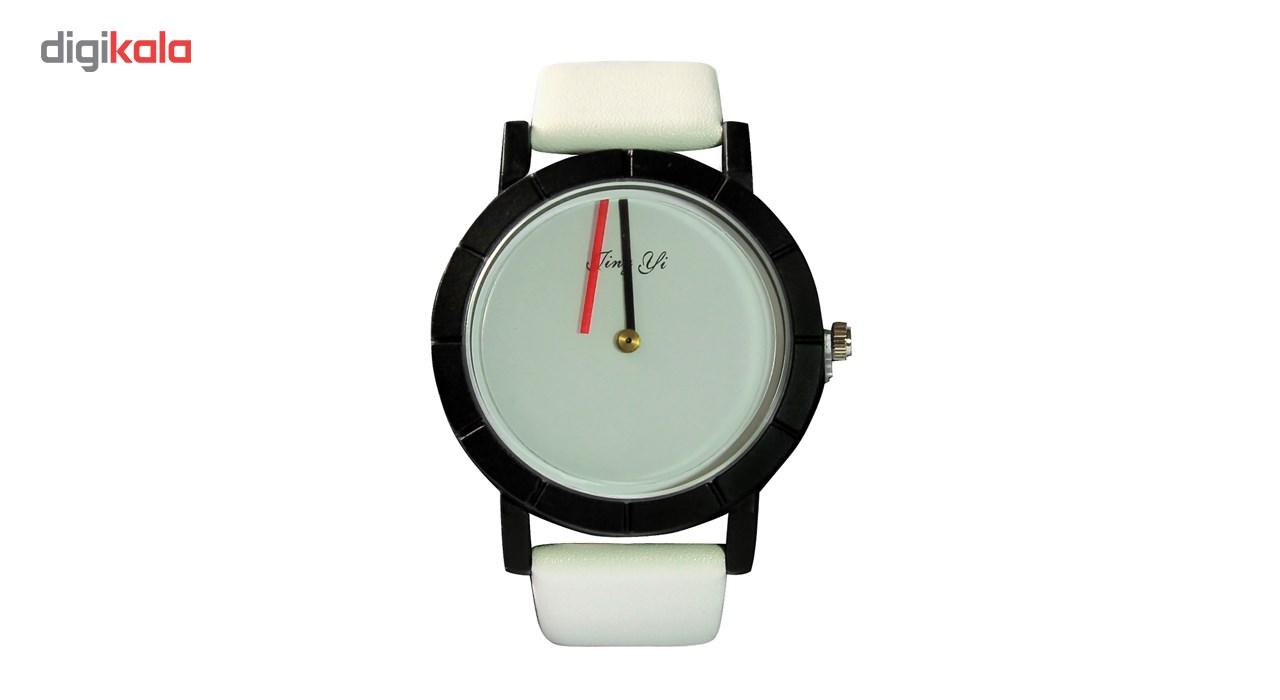 خرید ساعت مچی عقربه ای مردانه و زنانه مدل Jing Yi