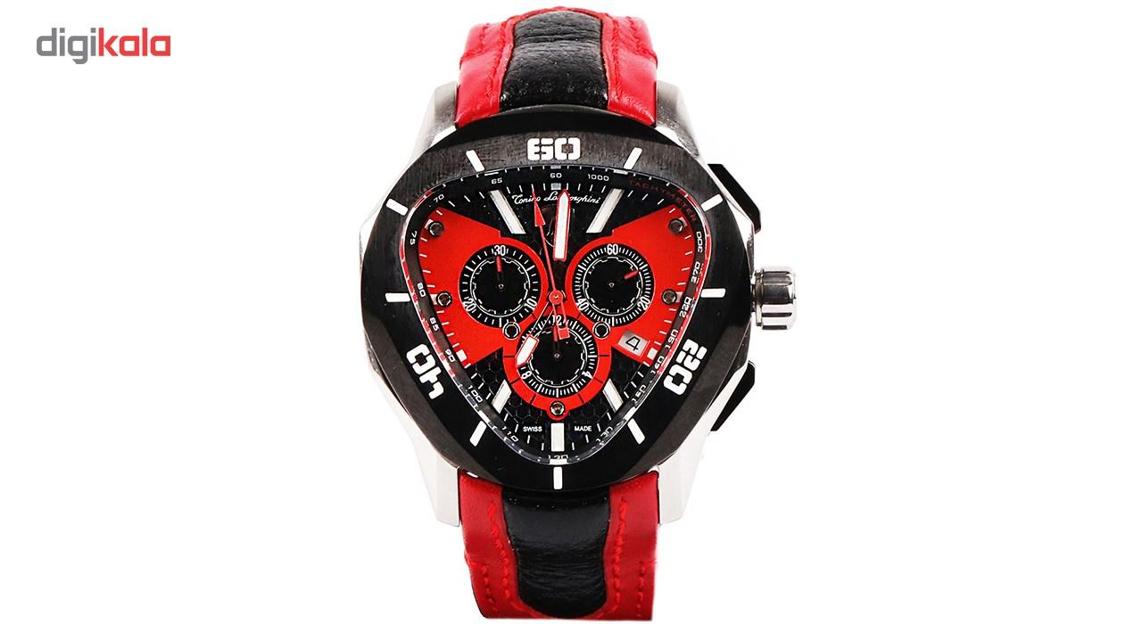 خرید ساعت مچی عقربه ای مردانه تونینو لامبورگینی مدل TL-C-02 | ساعت مچی