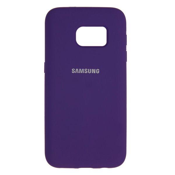 کاور سیلیکونی سومگ مناسب برای گوشی سامسونگ  Galaxy S7 edge