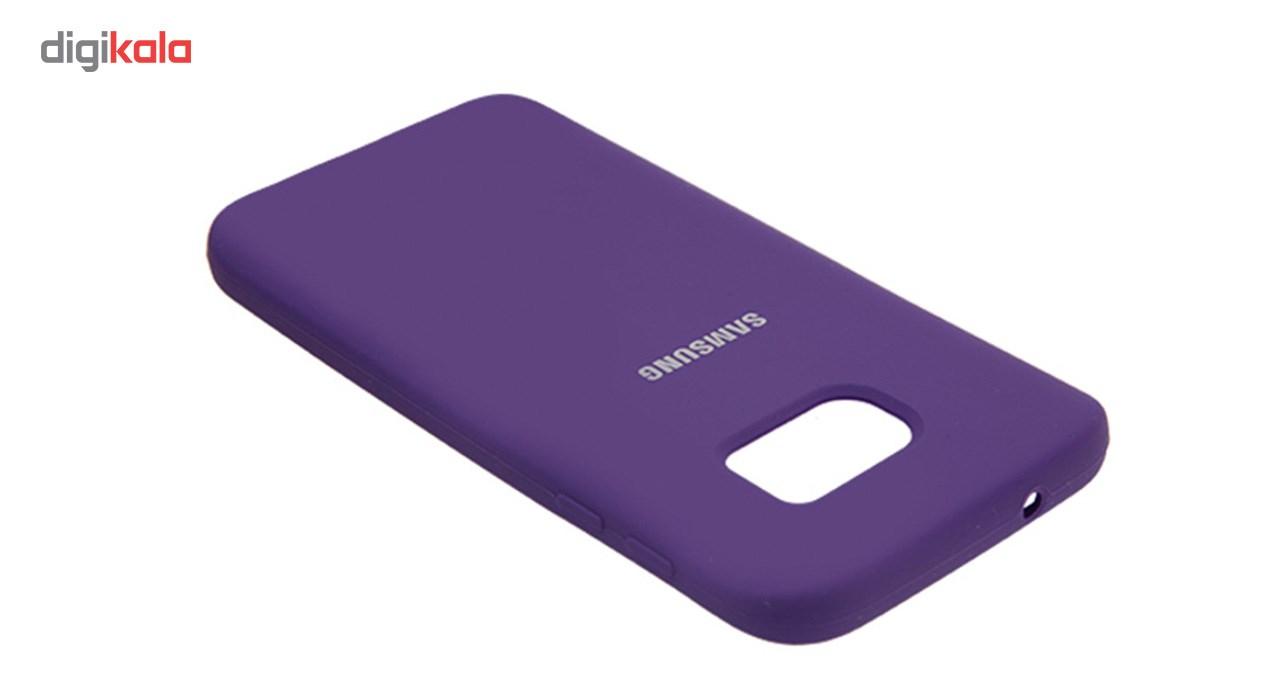 کاور سیلیکونی سومگ مناسب برای گوشی سامسونگ  Galaxy S7 edge main 1 2