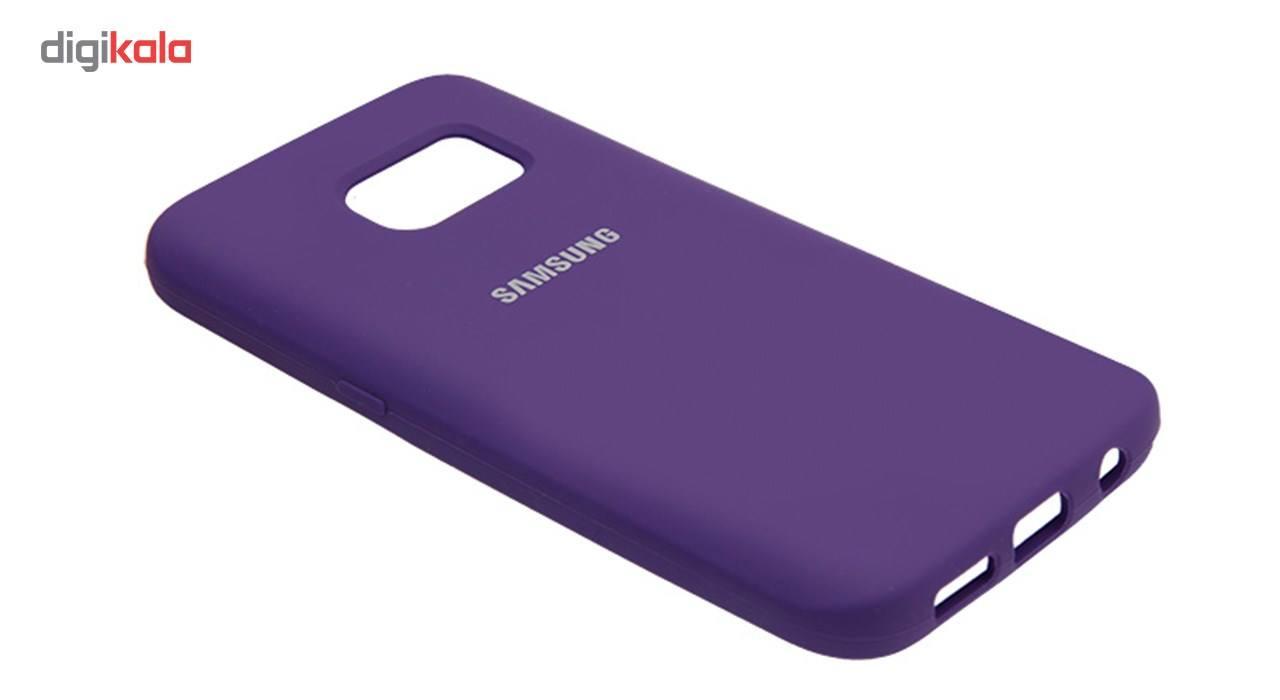 کاور سیلیکونی سومگ مناسب برای گوشی سامسونگ  Galaxy S7 edge main 1 3