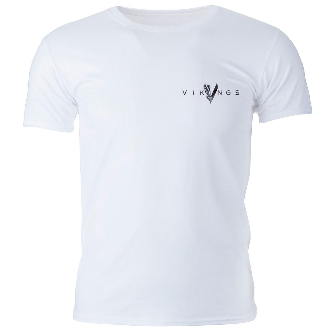 قیمت تی شرت مردانه گالری واو طرح Vikings کدCT10217z
