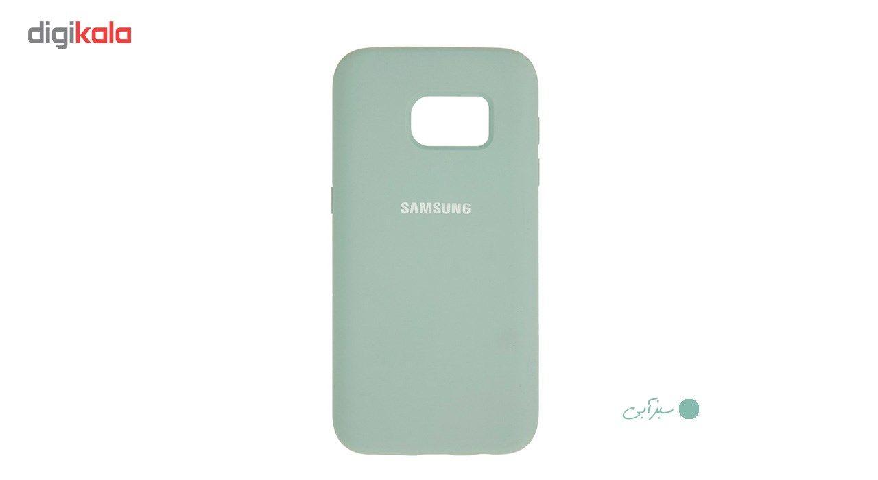 کاور سیلیکونی سومگ مناسب برای گوشی سامسونگ  Galaxy S7 edge main 1 7
