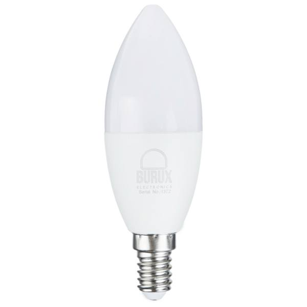 لامپ ال ای دی 7 وات بروکس مدل C37-1740 پایه E14