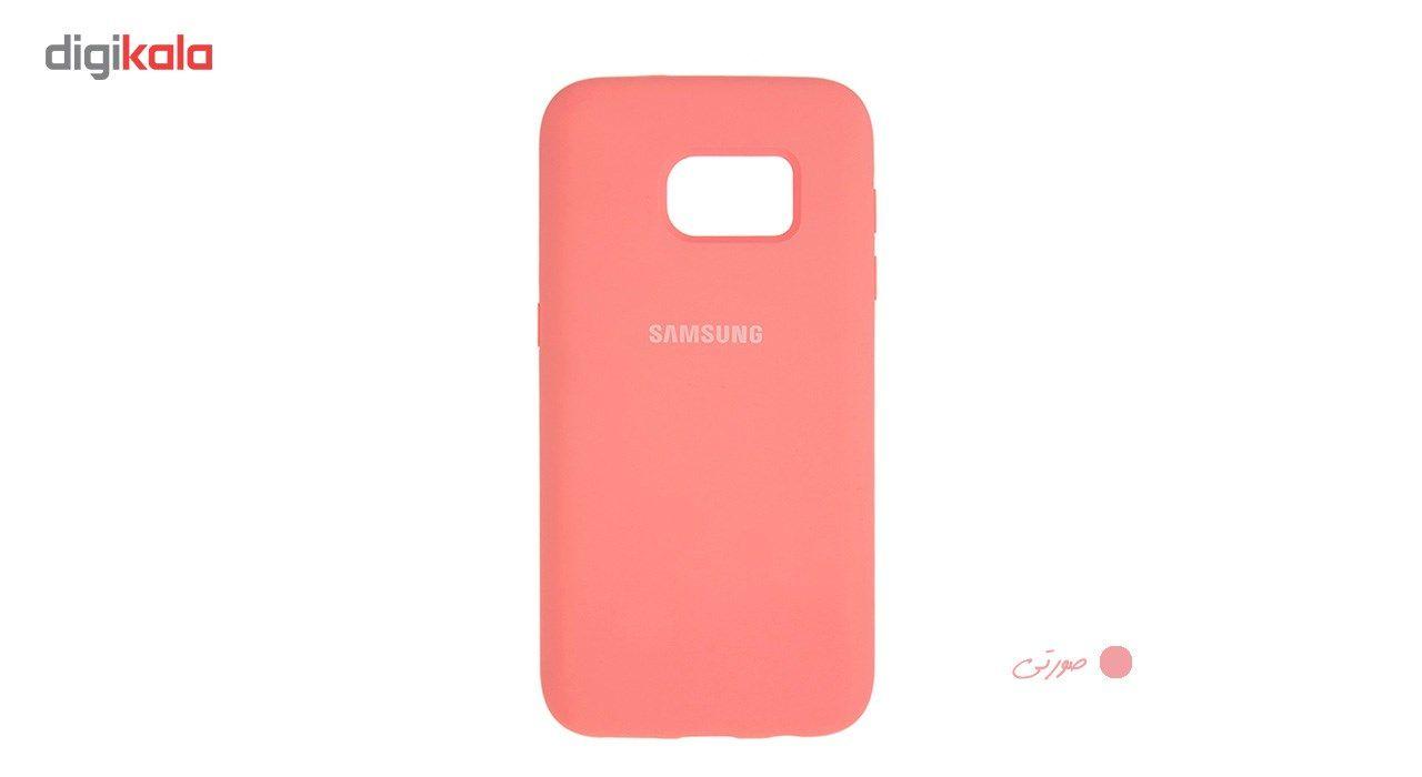 کاور سیلیکونی سومگ مناسب برای گوشی سامسونگ  Galaxy S7 edge main 1 8