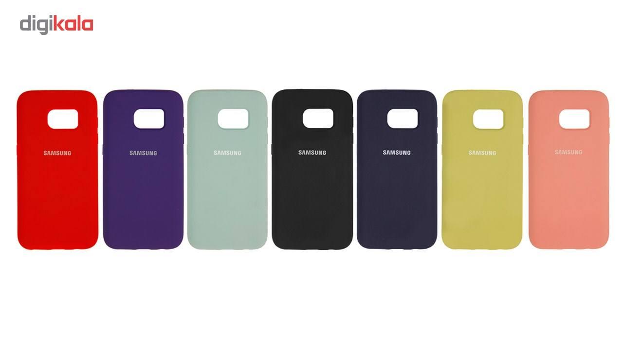کاور سیلیکونی سومگ مناسب برای گوشی سامسونگ  Galaxy S7 edge main 1 10