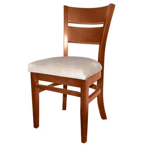 صندلی چوبی اسپرسان چوب مدل S4