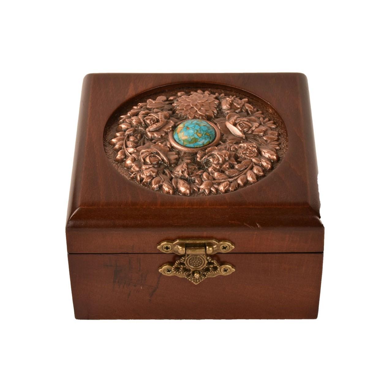 جعبه جواهرات پارینه مدل G1-7