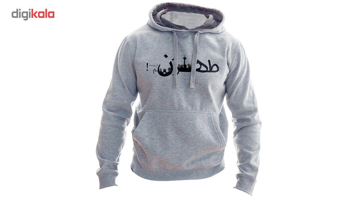 هودی مردانه به رسم طرح طهران کد 107 main 1 1