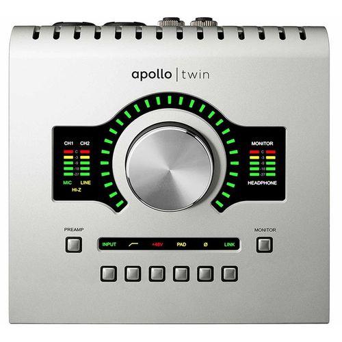 کارت صدای یونیورسال آودیو مدل Apollo Twin USB DUO