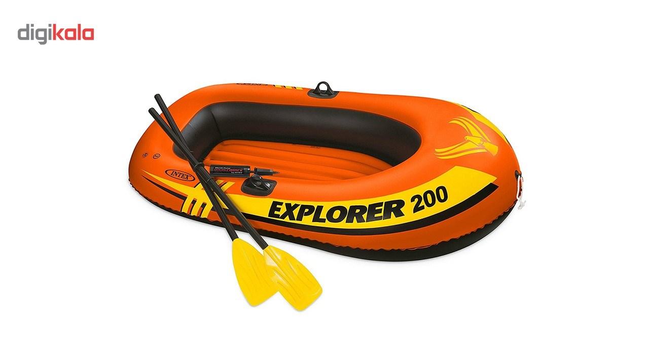 قايق بادي اينتكس مدل Explorer 200